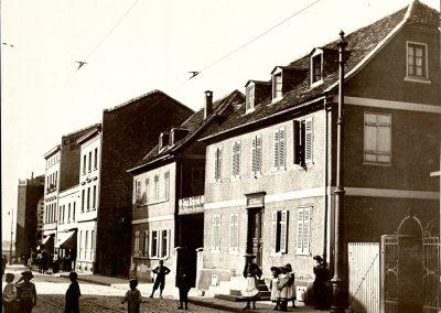 grempstr 30 ca 1905